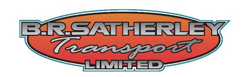 B R Satherley Transport Logo